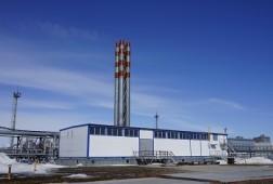 Строительство котельной для «Газпром теплоэнерго» завершено на 80%.