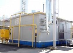 Строительство газовых котельных в Динском районе