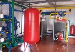 Завершен монтаж газовой котельной в рамках договора с АО «Газпром теплоэнерго»