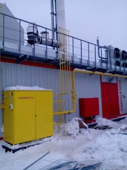 Завершен монтаж газопровода для логистического центра в Ярославле