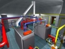 Строительство газовой котельной в Новоильинском районе будет завершено в 2017 году