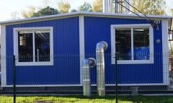 Строительство газовой котельной во Владимирской области