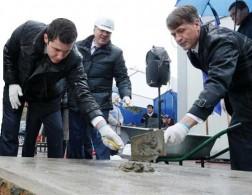 Старт строительства газовой котельной в Советске.