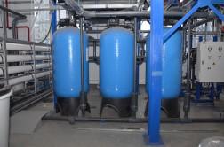 Монтаж и настройка водоподготовки с обратным осмосом