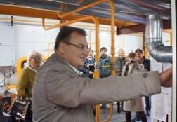 Запуск газовой котельной в Волоколамске